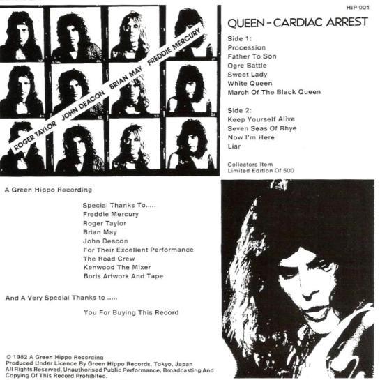 Queen CA b