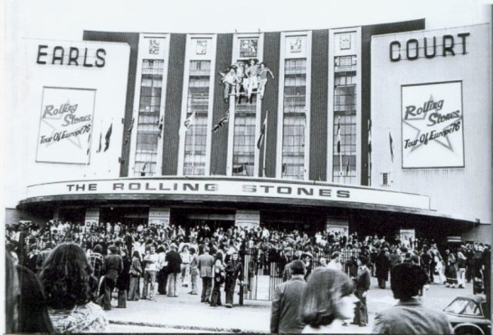 Rolling Stones Earl's Court '76 os