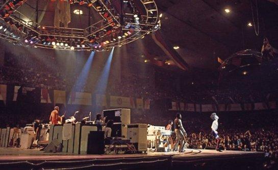 Rolling Stones Earl's Court '76
