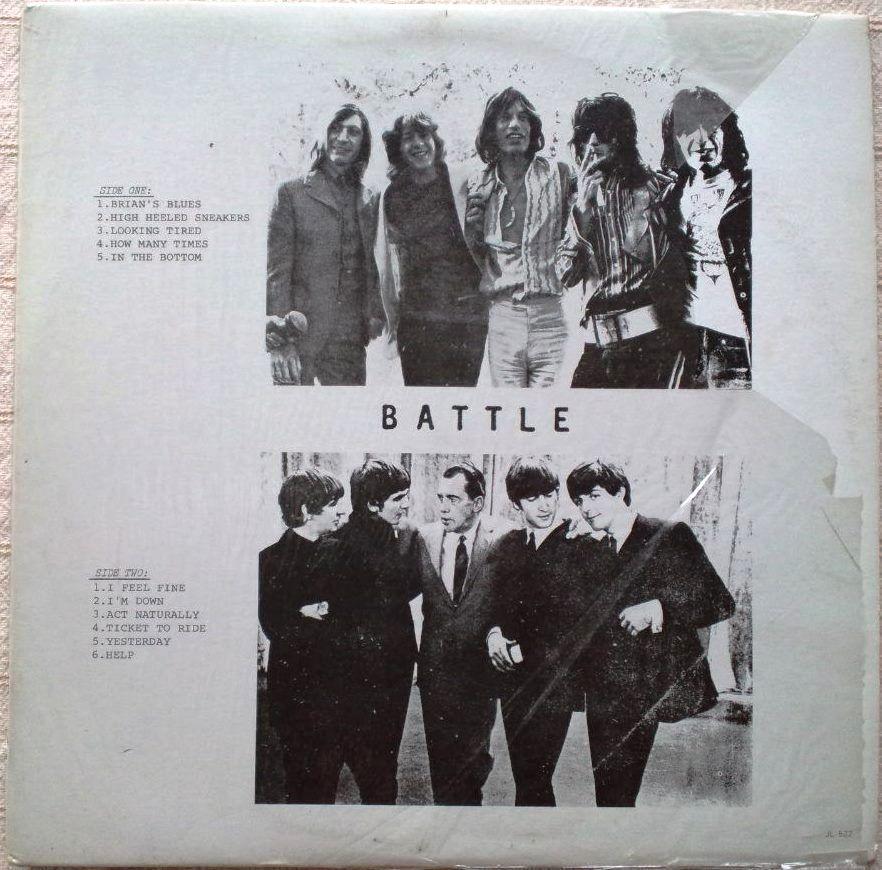 B RS Battle 512