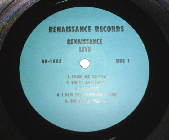 Beatle Renaissance M v 1 lbl