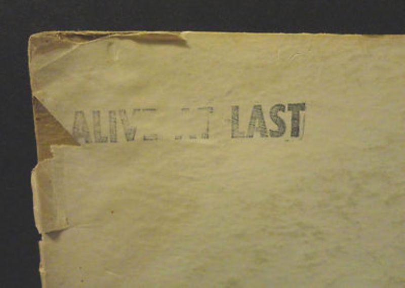 Beatles AAL stamp