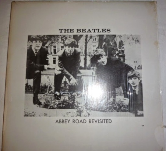 Beatles Abbey Road Rev