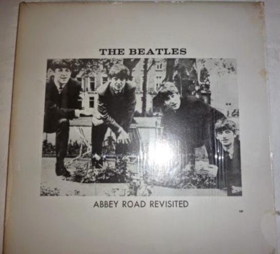 Beatles Abbey Road Rev