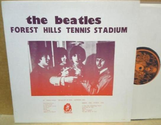 Beatles Forest Hills TS 523