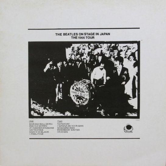 Beatles JL 1004