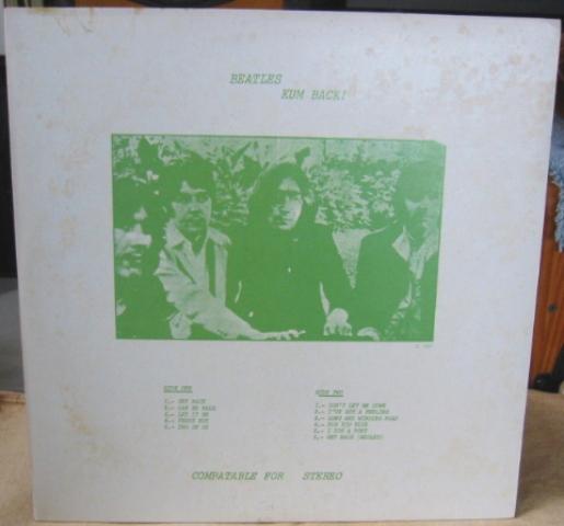 Beatles JL KB 1001