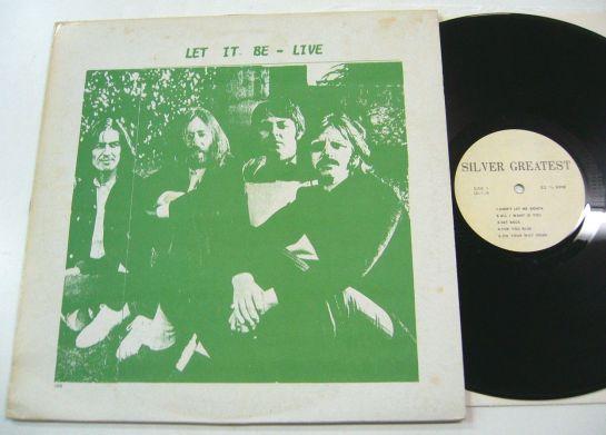 Beatles Let it be Live 1006
