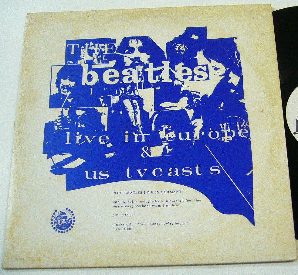 Beatles LiEur USTV JL 514