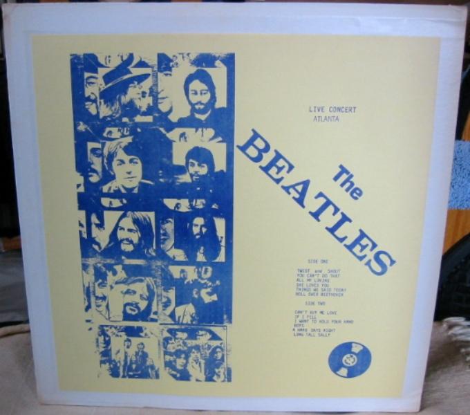 Beatles Live C Atlanta 3552 3