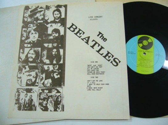 Beatles Live C Atlanta 3552