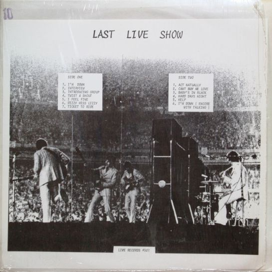 Beatles LLShow 10