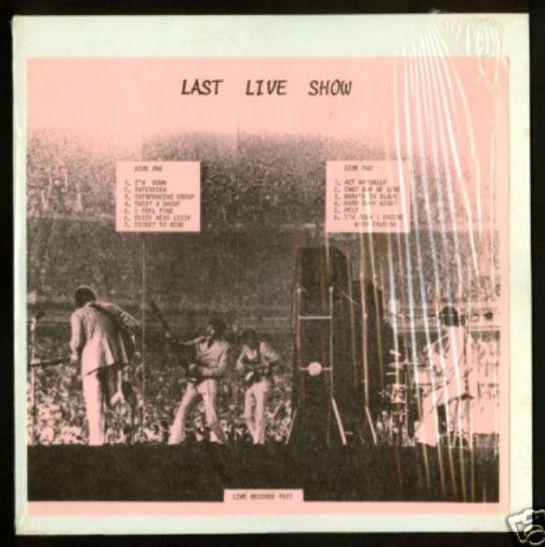 Beatles LLShow 501 tint