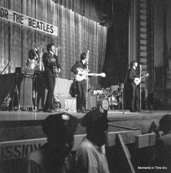 Beatles Philly 64 II