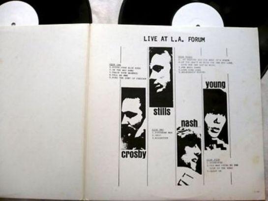 CSNY Live At L.A. Forum 506