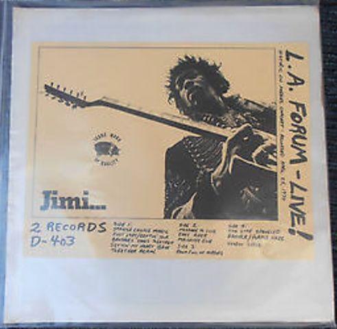 Hendrix LAF-L DUL