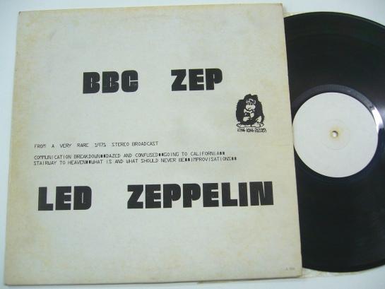 Led Zep BBC Zep JL 520