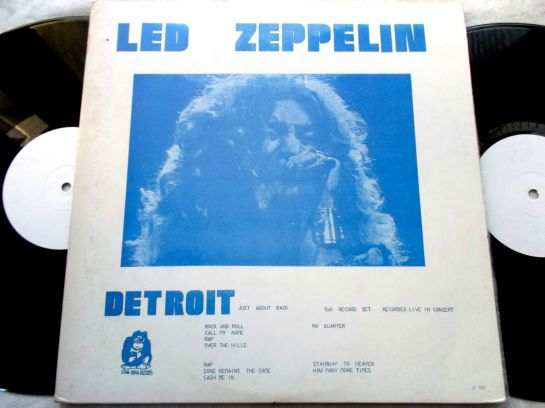 Led Zep Detroit 501 II