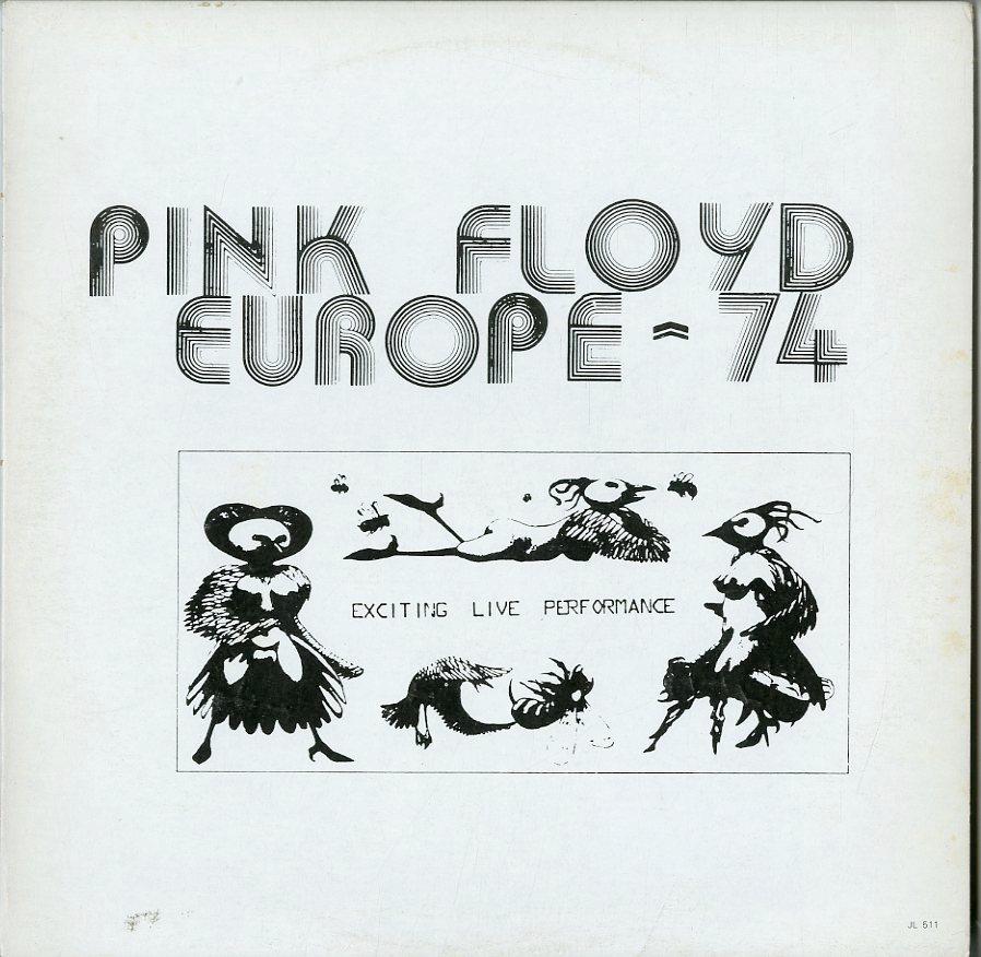 Pink Floyd JL 511