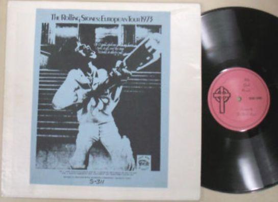 Rolling Stones European Tour 1973 DUC