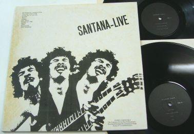 Santana Live