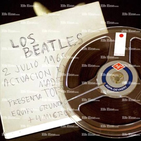 Beatles Madrid r2r