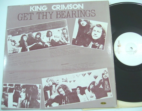 King Crimson Get Thy Bearings b