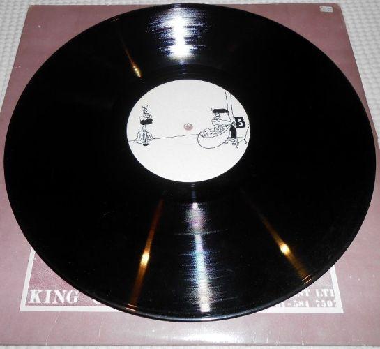 King Crimson Get Thy Bearings disc