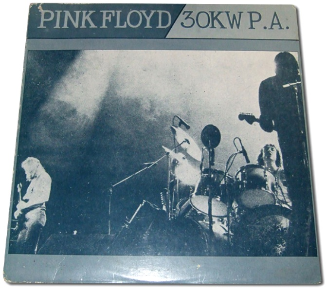 Pink Floyd 30 KW PA II
