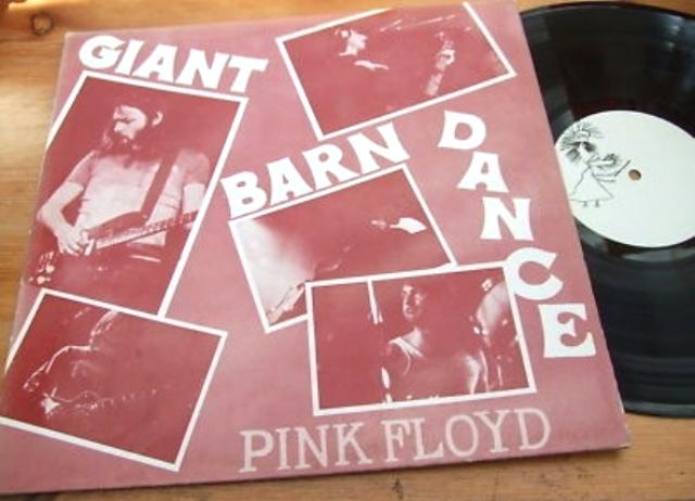 Pink Floyd Giant Barn Dance