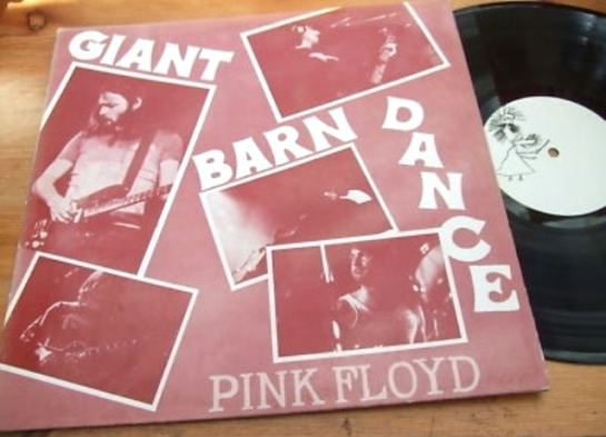 Pink Floyd Giant Barn Dance