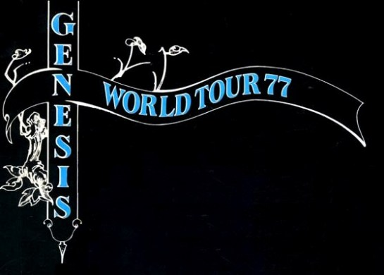 Genesis 77 Tour