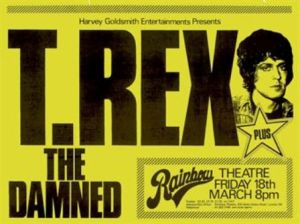 T Rex Damned