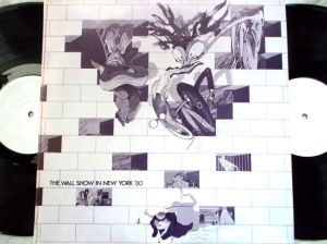 Pink Floyd Wall Show NY 80