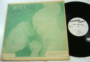 Roxy Music Angel Eyes 2