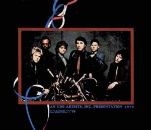 Roxy Music Japan 1979 TB b