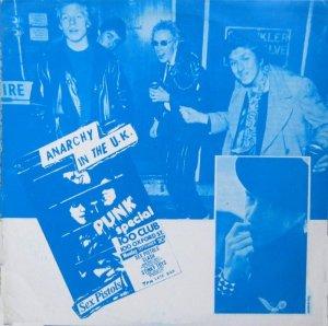 Sex Pistols 100 Club 1