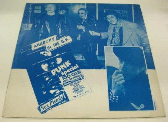 Sex Pistols 100 Club b 2
