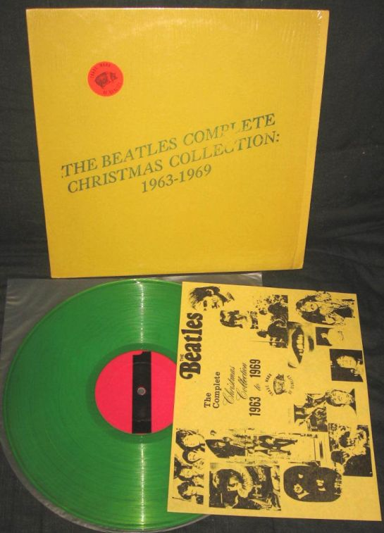 Beatles Complete Christmas Coll 2