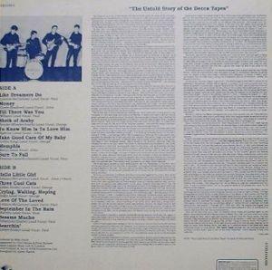 Beatles Decca Tapes b