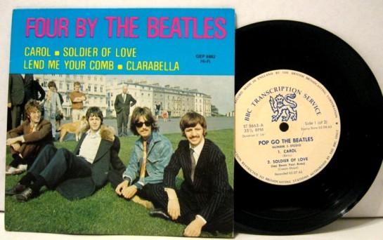Beatles FourbtB EP