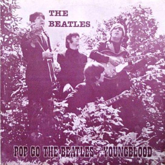 Beatles PGTH Y