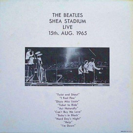 Beatles Shea Stadium ZAP 1071 b