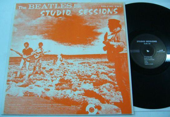 Beatles Studio Sessions ZAP 1062