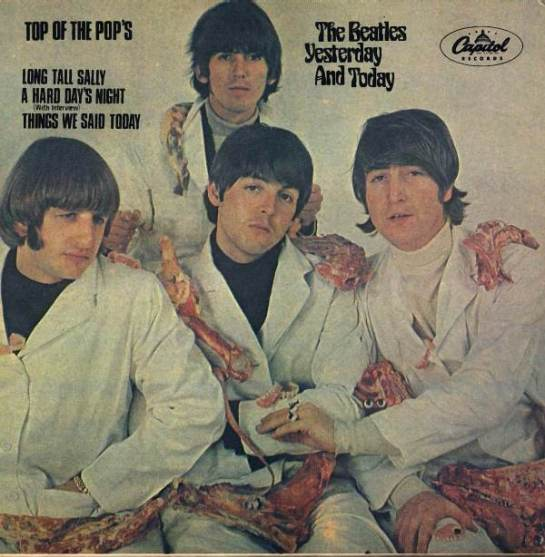 Beatles TotPops EP