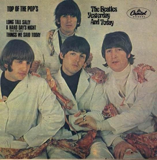 Beatles TotPops EP