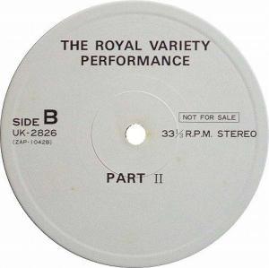 Beatles TRVP 1963 lbl b