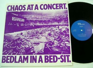Deep Purple Bedlam