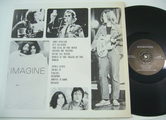 Lennon J Imagination ZAP 1064