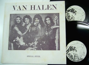 Van Halen Special Offer J
